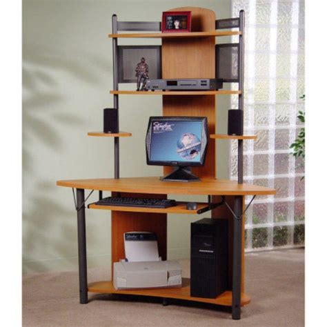 Modern Corner Desk Workspace For Small Office Design Ideas Small Corner Office Desk