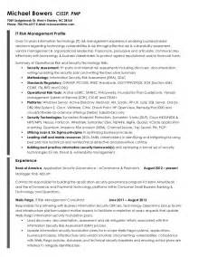 Risk Management Resume by Michael Bowers Resume