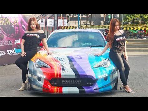 Tv Mobil Jogja keren toyota ft 86 modified di kontes mobil modifikasi indonesia modiforce jogja asurekazani
