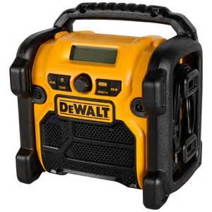 radio de chantier outils portatifs divers canac