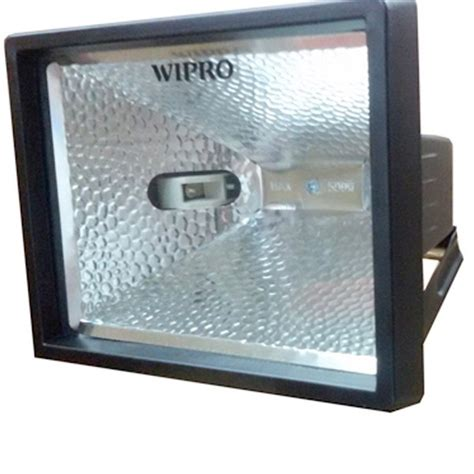 Lu Sorot Halogen 500 Watt buy wipro 500w supernova halogen fitting at best price in india