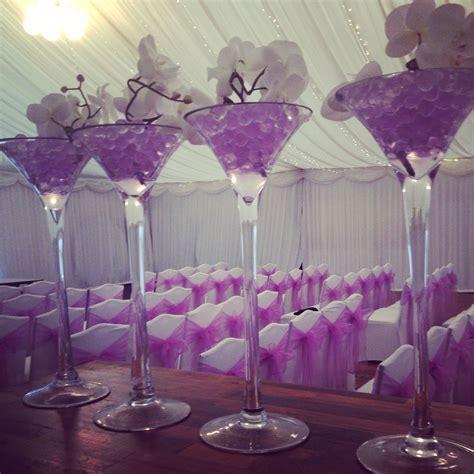 wedding centrepieces  lily special  www