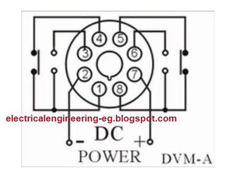شرح over and under voltage relay موقع الهندسة الكهربية