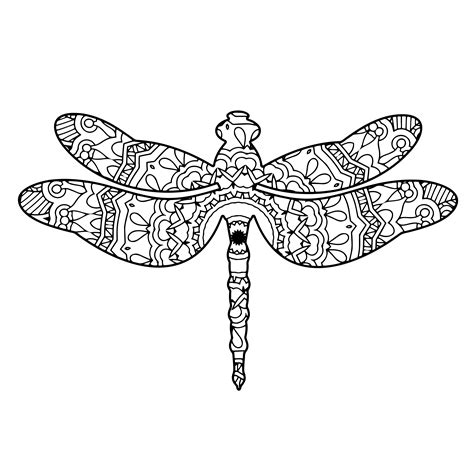 dragonfly mandala coloring pages dragonfly mandala coloring pages diannedonnelly