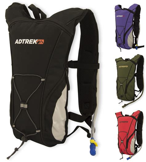 2 litre hydration pack adtrek 2 litre hydration pack backpack for cycling running