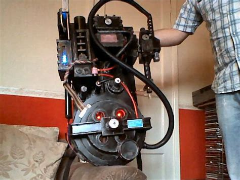 ghostbusters proton pack replica for sale from