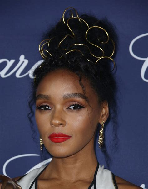 Black Hairstyles 2017 Updos by Inspirational Janelle Monae Hairstyles 2017