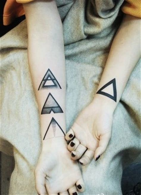 tattoo inspiration triangle the triangle my tattoo and the inspiration on pinterest