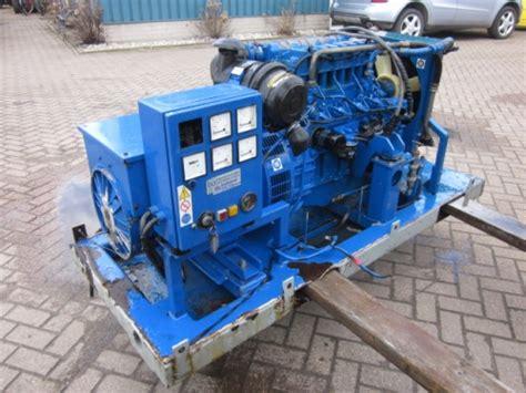 deutz deutz f4m 1011 f diesel engine generator defect