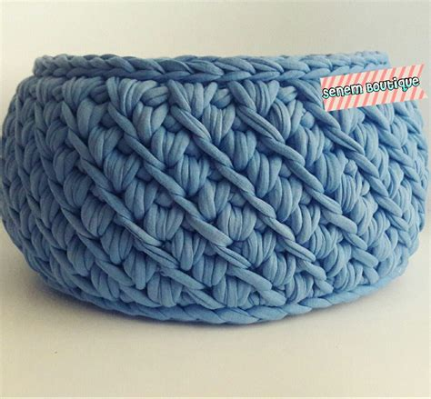 crochet pattern t shirt yarn t shirt yarn basket crocheting journal crochet