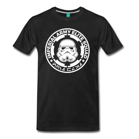 Tshirt Imperial Forces Logo wars imperial army elite squad t shirt spreadshirt