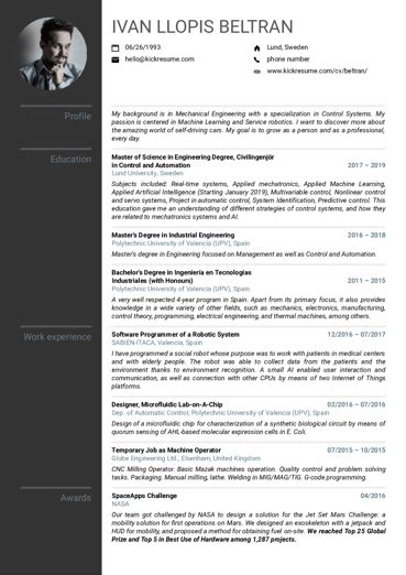 include volunteer experience   resume examples kickresume
