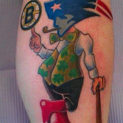 boston sports tattoo 25 best boston bruins tattoos images on boston