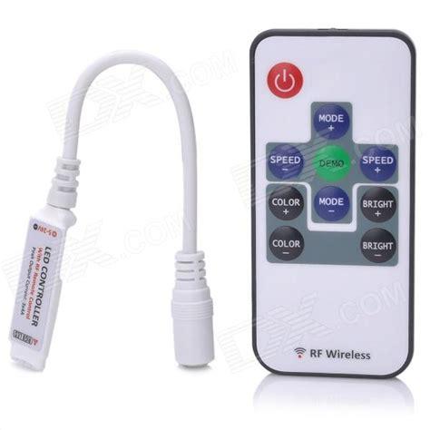 5 24v Rgb Led Light Strip Controller White Worldwide Rgb Led Light Controller