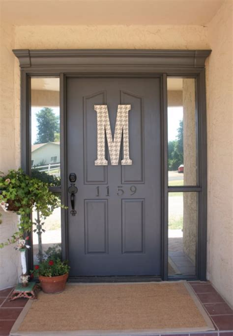 front door home improvement ideas 40 home improvement ideas for those on a serious budget