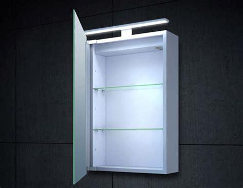 www aqua de alu led beleuchtung spiegelschrank g 228 ste - Spiegelschrank Wc