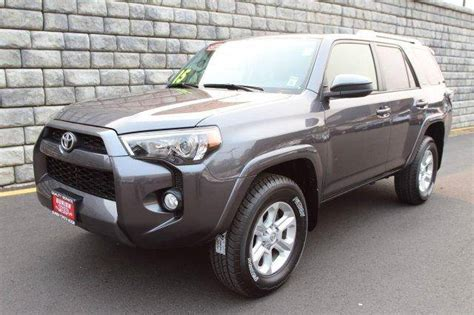 Bothell Toyota Specialists Used Toyota 4runner For Sale In Seattle Wa Edmunds