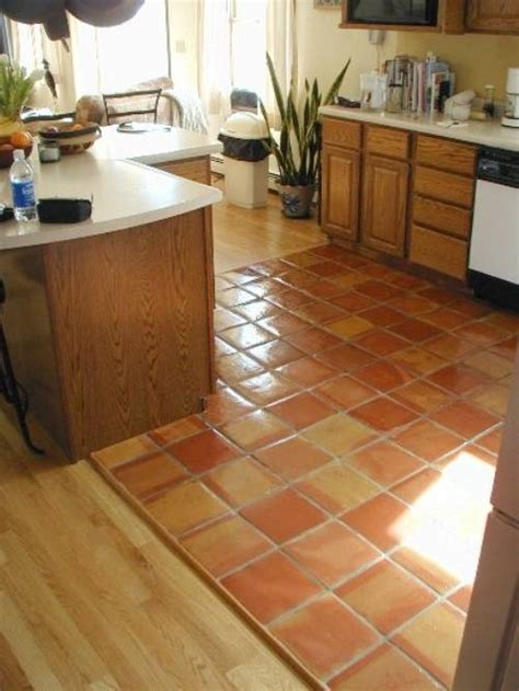 Red Kitchen Tile Backsplash by Kitchen Floor Tile Designs