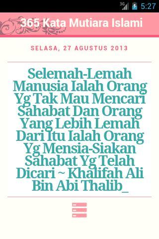 365 Mutiara Cinta By Setiyanto 365 kata mutiara islamist kata mutiara islam及365 kata