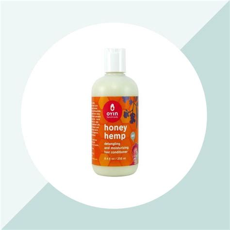 Oyin Handmade Honey Hemp Conditioner - best cruelty free hair care products naturallycurly