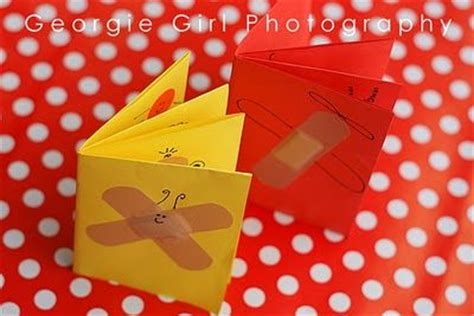 make your own get well card show bandaid use for to make their own get