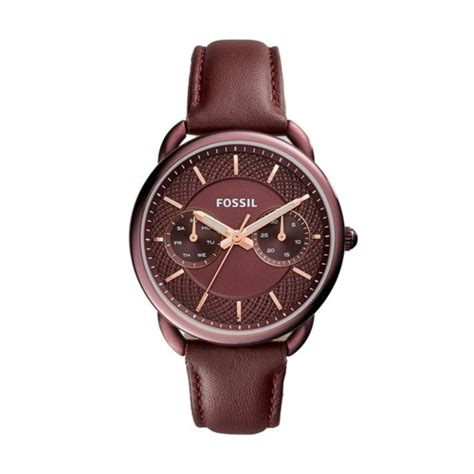 Fossil Es4260 multifunction leather fossil
