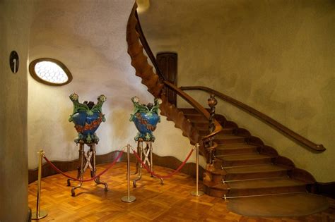 Unique Stairs things to do in barcelona visit casa batll 243