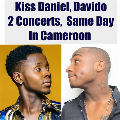 biography of nigerian artist kiss daniel fans outraged at davido and kiss daniel for scheduling