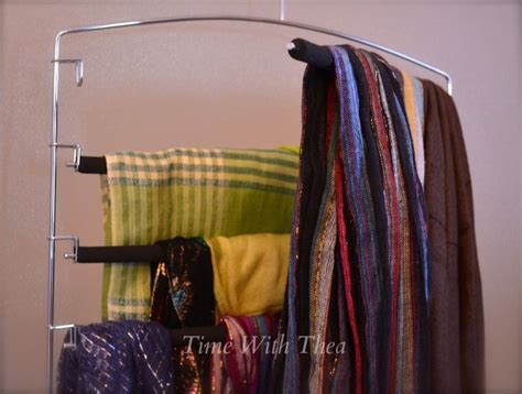 top 25 ideas about hanging scarves on scarf