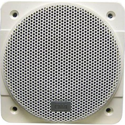 kitchen speakers owi m4f w bathroom shower kitchen speaker 4 quot full range 15w 30w power fr 70hz 18khz