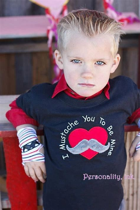 s day boy boy s personalized valentines day applique shirt by
