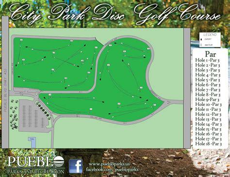 colorado golf courses map disc golf course map pueblo co official website