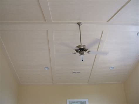 How To Install Wood Planks On Vaulted Ceiling