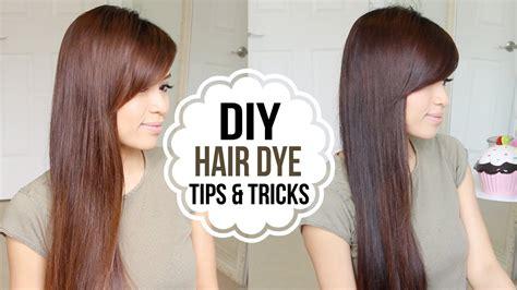 dye hair  home coloring tips tricks youtube