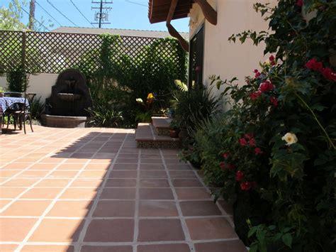 backyard in spanish spanish style backyard re do