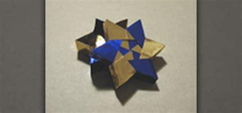 Origami 6 Pointed - how to origami a 6 pointed box for the holidays 171 origami