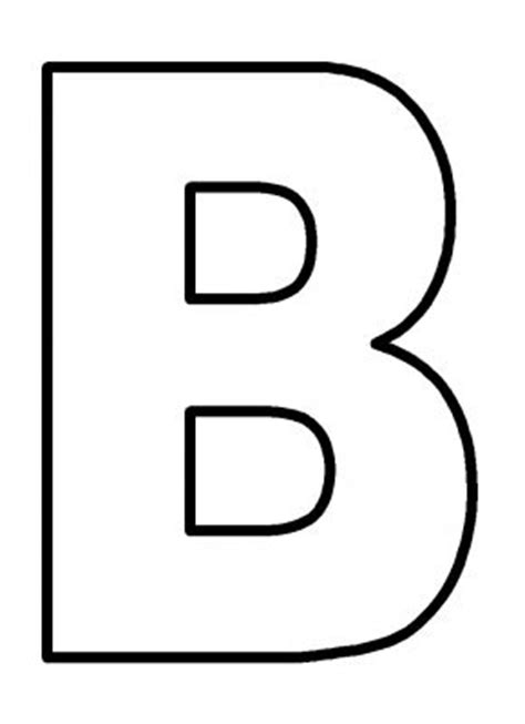 Capital B Coloring Page by Alphabet Letters Capital B Letter Mazes
