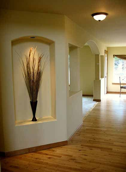 Decorating Ideas For Wall Cutouts Bit Creations Niche