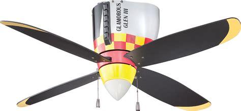 glamorous glen ceiling fan craftmade wb448gg4 warplanes modern glamorous glen indoor