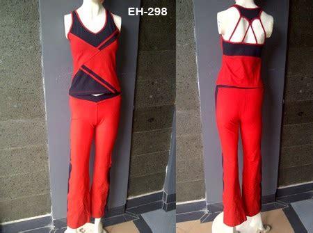 Best Seller Tally Celana Ngegym Celana Aerobic Celana Olahraga baju senam setelan celana panjang baju senam grosir