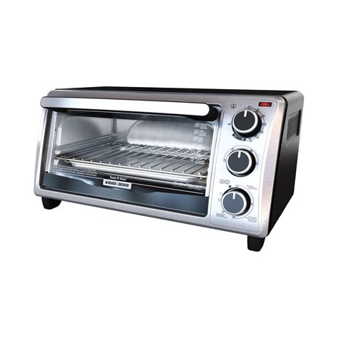 Black Decker Countertop Oven Manual by Buy A Black And Decker 4 Slice Toaster Oven Countertop