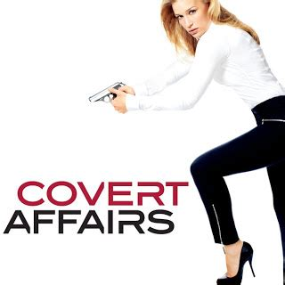 tidy up your tv shows: covert affairs, season 1