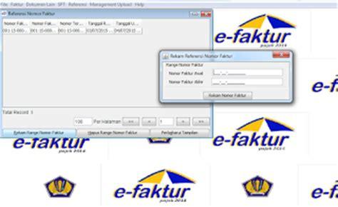 Cara Membuat Barcode E Faktur | 5 cara mudah menggunakan e faktur zahir accounting surabaya