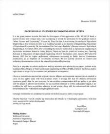 Recommendation Letter Developer 79 Exles Of Recommendation Letters