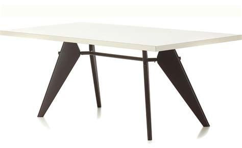 Prouvé Em Table   hivemodern.com
