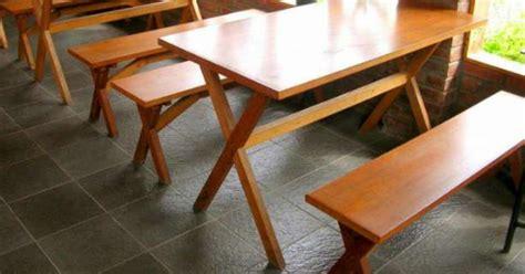 Meja Warung 10 desain meja dan kursi buat warung kedai kopi murah