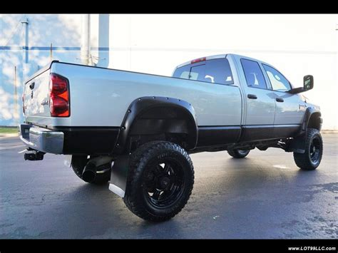 dodge ram truck bed for sale 2007 dodge ram 3500 slt long bed 6 7l turbo diesel lifted