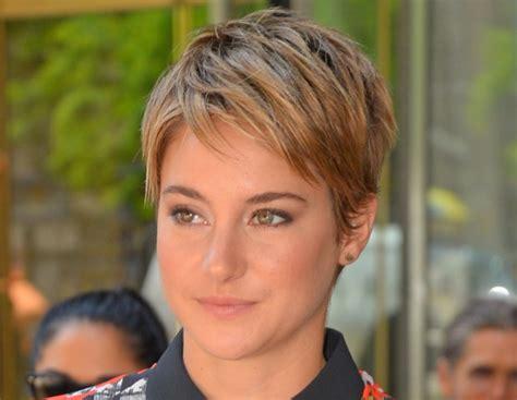 mens hair styles divergent shailene woodley pixie haircut newhairstylesformen2014 com