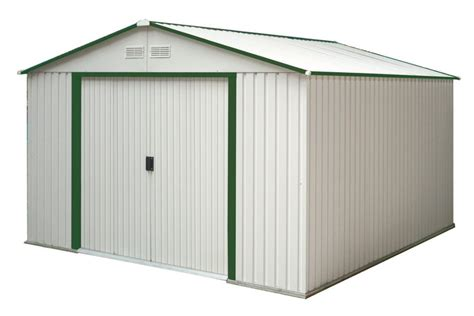 10 x8 plastic sheds with floors duramax 50512 mar metal shed size 10 x 12 w green