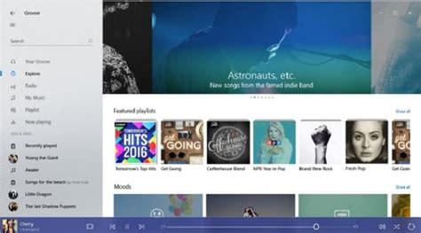 neon layout software here s how project neon for windows 10 looks